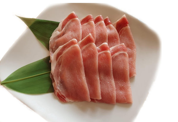 Pork Shabushabu Slices