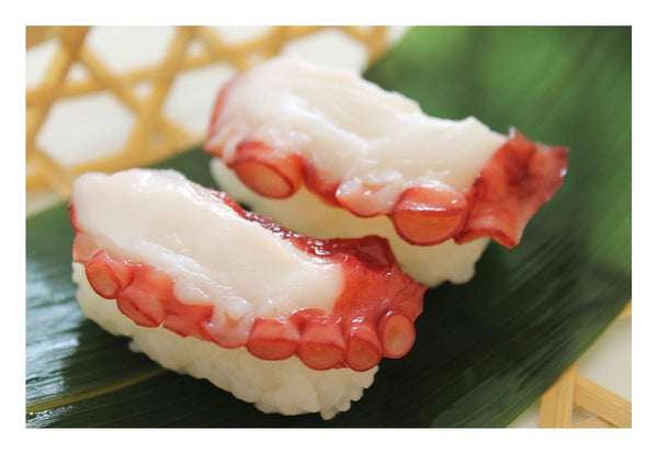 Tako Octopus Sushi Slices