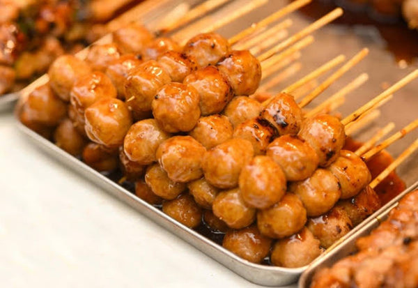 Tsukune | Ready to grill skewers