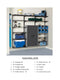 Organized Living - Schulte FreedomRail - Garage Kit #2 - Wall To Wall Storage