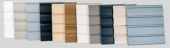 HandiWall Panels Color Section palette