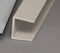 "HandiWALL Indented ""U"" Molding Trim - Wall To Wall Storage"