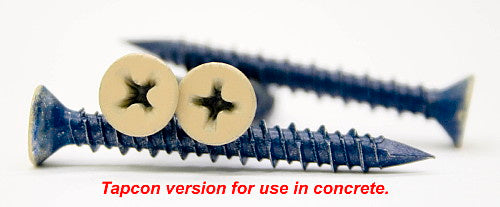 HandiWALL Color Matched Installation Screws - Wall To Wall Storage