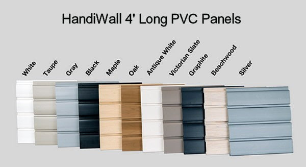 "Handiwall 48"" long Color Palette Selection Image"
