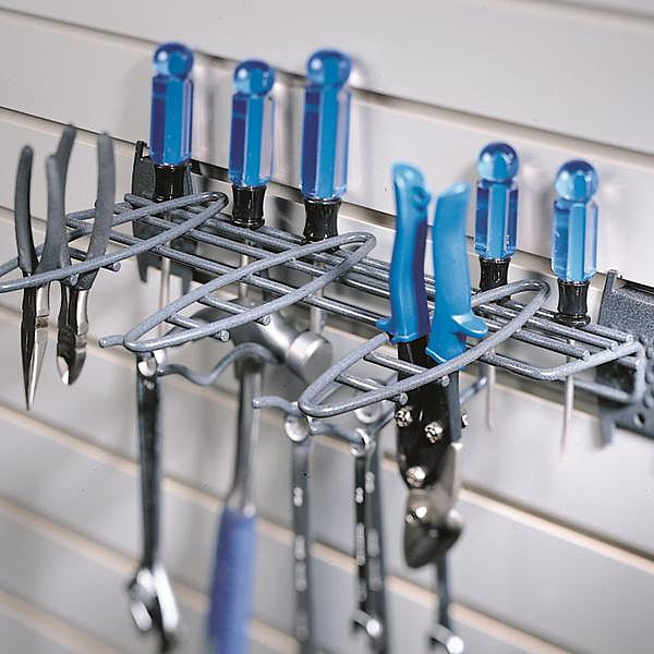 Organized Living - Schulte  7115-5210-50 The Hand Tool Rack - Wall To Wall Storage