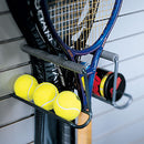 Organized Living - Schulte  7115-5020-50 Racquet Rack For Grid - Wall To Wall Storage