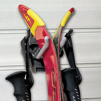 Organized Living - Schulte  7115-5060-50 The Ski Rack - Wall To Wall Storage