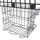 Organized Living - Schulte  7115-5070-50 Multi Sports Rack & Basket for Grid - Wall To Wall Storage