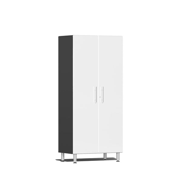 Ulti-MATE UG21006W - 3' Wide 2-Door Tall Tower Cabinet With Starfire White Facings - Usually Ships in 7-21 Business Days