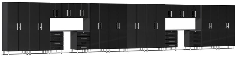 "Ulti-MATE Garage 2.0 Series UG22201* ""His and Hers"" 36 Foot Wide 20-Piece Kit  - Usually Ships in 7-21 Business Days"