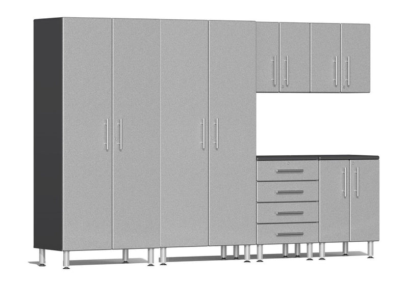 Ulti-MATE 2.0 Series UG23060* - 10' Wide 6-Piece Garage Cabinet Kit - Usually Ships: 1-10 Business Days