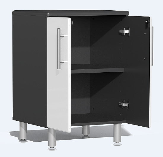 Ulti-MATE 2.0 Series UG21002* - 2' Wide 2-Door Base/Wall Cabinet - Wall To Wall Storage