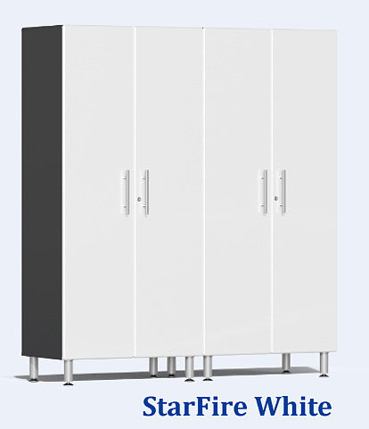 Ulti-MATE 2.0 Series UG22620X - 6' Wide  2-Piece Tall Tower Cabinet Kit - Wall To Wall Storage