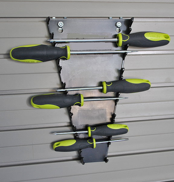 Screwdriver Organizer-12 - Wall To Wall Storage