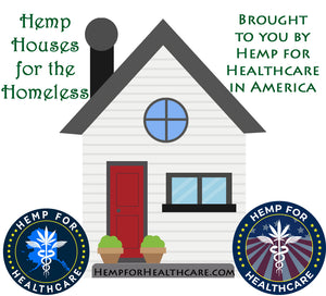 Hemp Houses for the Homeless Program