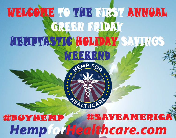 Announcing Green Friday!