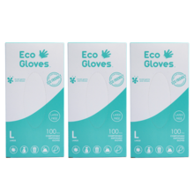 Eco Gloves Bulk Box E100 3 pack