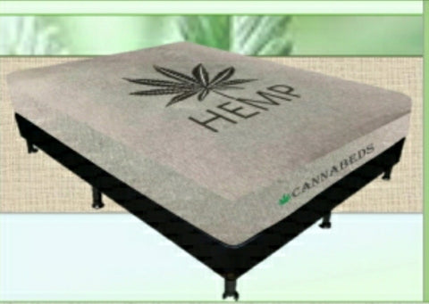 Hemp Mattresses- Montego