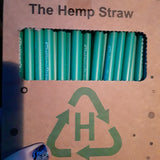 Biodegradable Hemp Drinking Straws