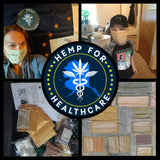 Hemp masks hemp for healthcare alaska