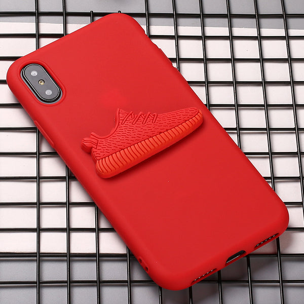 Creative sneaker phone case