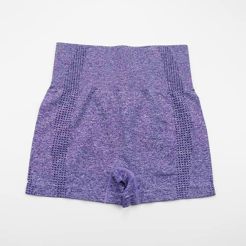 2 Pcs athletic yoga shorts - FashionKila.com