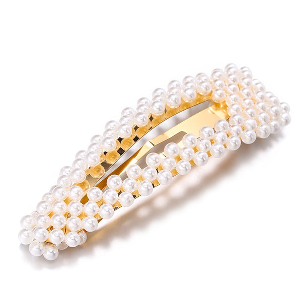 Pearl hair pins - FashionKila.com