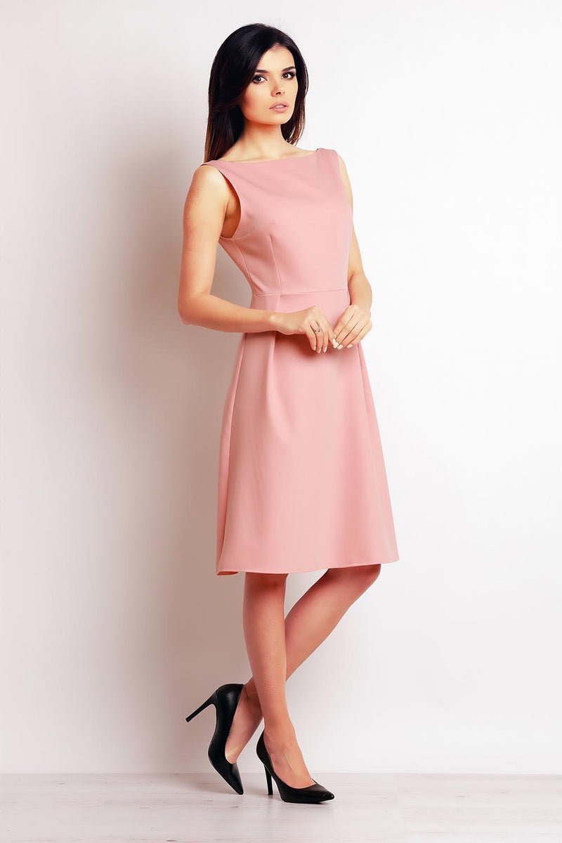 Pink Infinite You Dresses - FashionKila.com