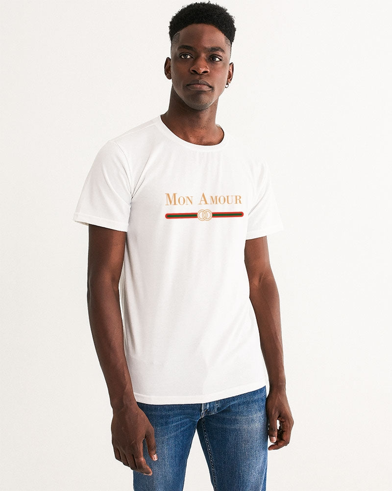 Mon Amour Men's Graphic Tee