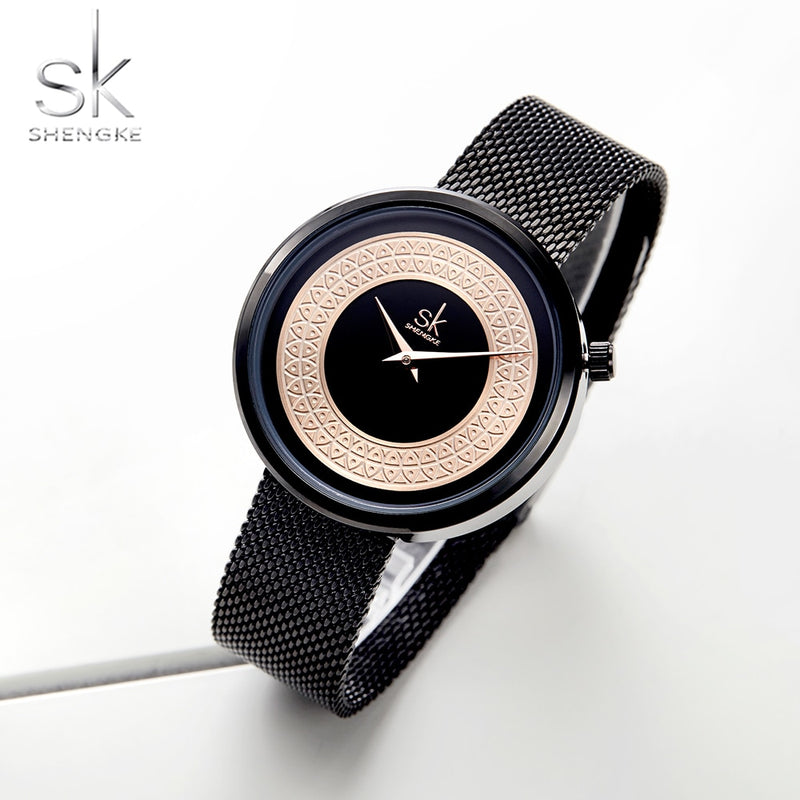 SK Vintage Design Ladies Watch - FashionKila.com
