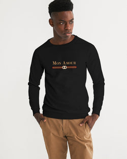 Mon Amour Men's Graphic Sweatshirt