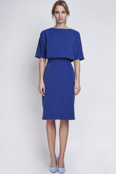 Blue Lanti Dresses-Shopvoypa