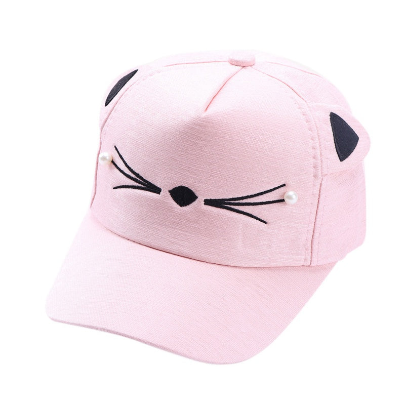 One size embroidered hat - FashionKila.com