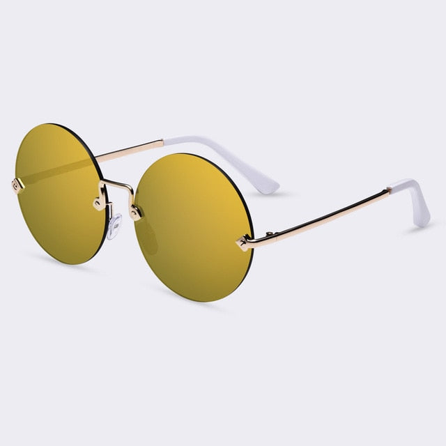 Vintage Sun Glasses UV400 - FashionKila.com