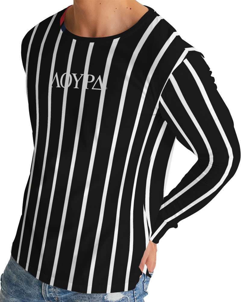 Voypa Men's Long Sleeve Tee - FashionKila.com