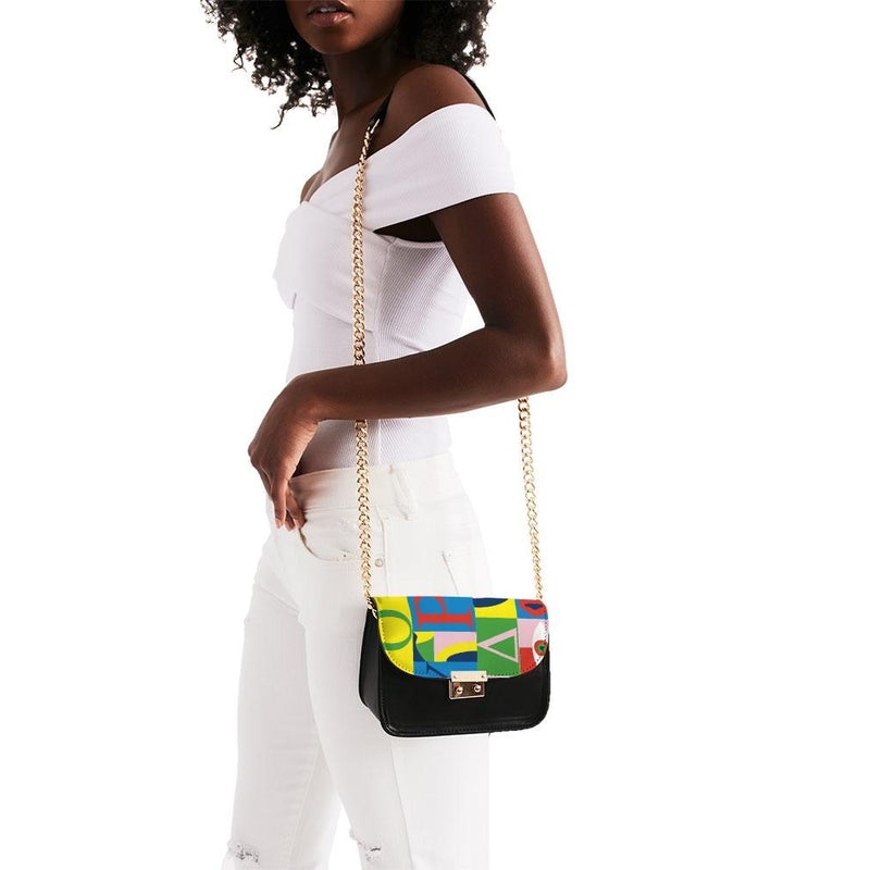 Voypa retro Small Shoulder Bag - FashionKila.com
