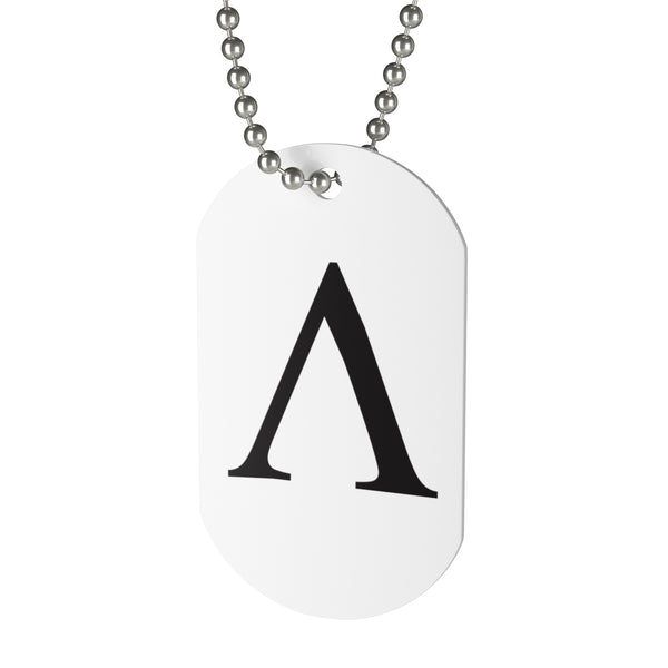 V Dog Tag - FashionKila.com