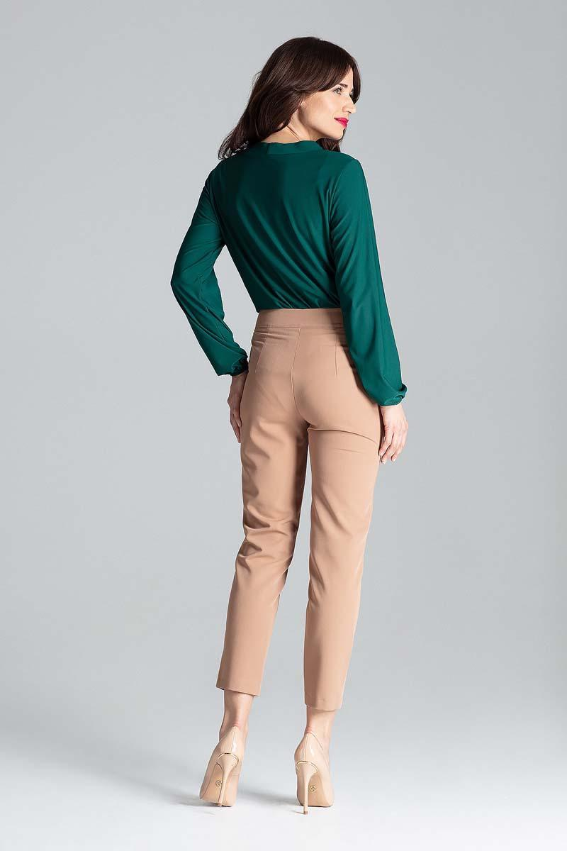 Brown Katrus Pants&Leggings - FashionKila.com