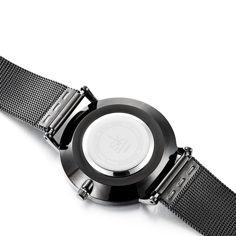 Women ultra-thin quartz watch - FashionKila.com