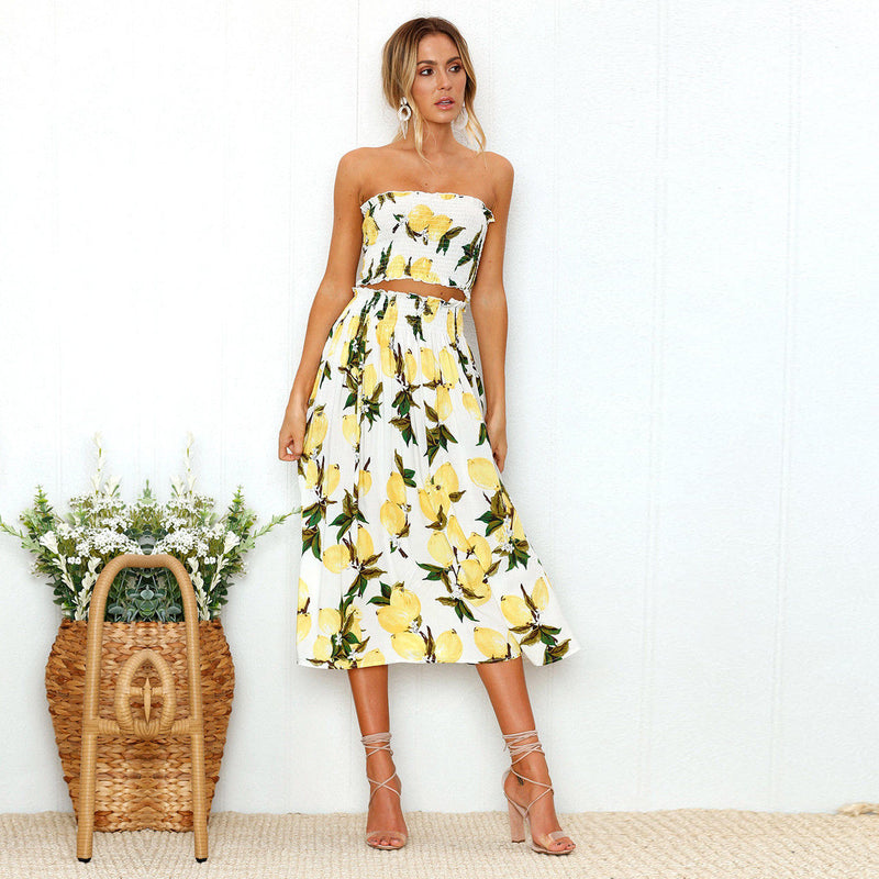 Summer boho sets dress - FashionKila.com
