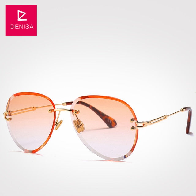 Unisex Vintage  Driving UV400 Sun Glasses - FashionKila.com