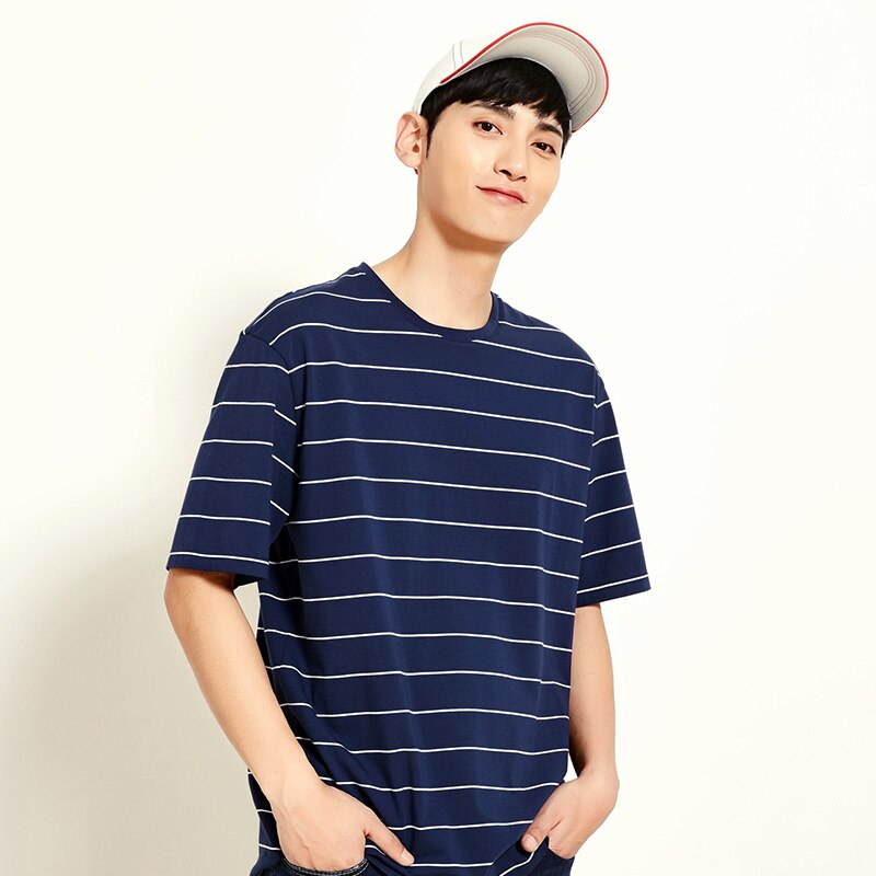 SEMIR O neck Short sleeve T Shirt - FashionKila.com