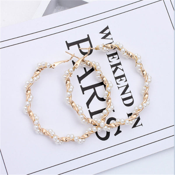 Hoop Earrings - FashionKila.com