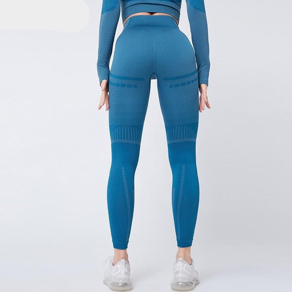 Butt lift squat proof tights leggings - FashionKila.com