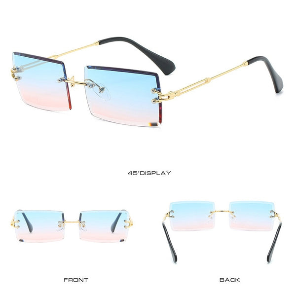 Rectangle Sunglasses For Women