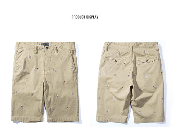 Men's cargo shorts - FashionKila.com