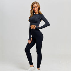 Vital Seamless Yoga Set - FashionKila.com