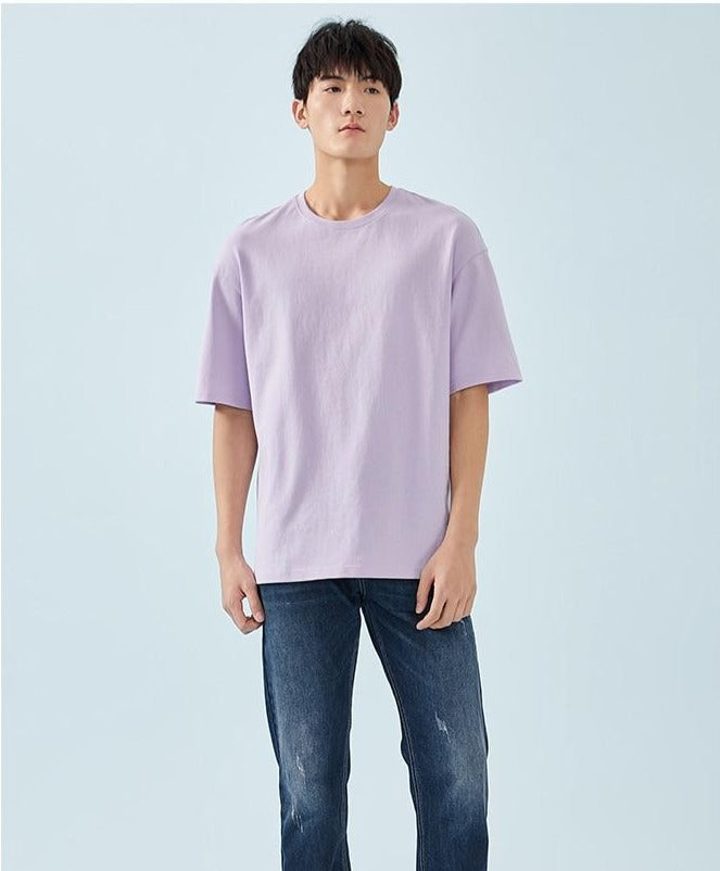 Mens short sleeve t-shirt - FashionKila.com