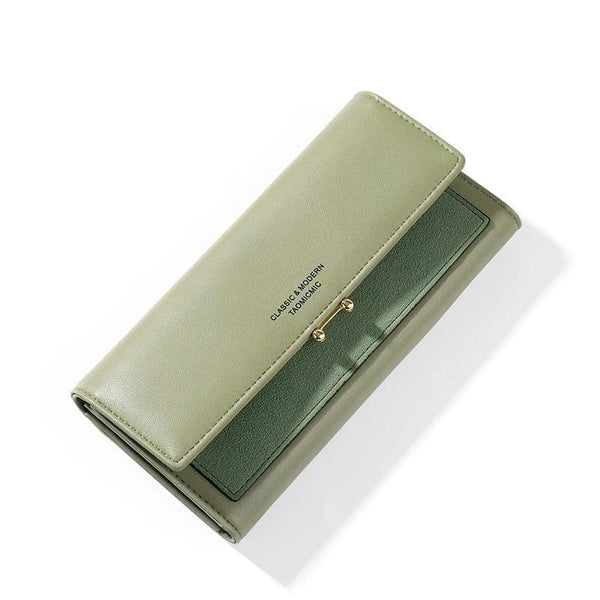 PU leather long wallets - FashionKila.com