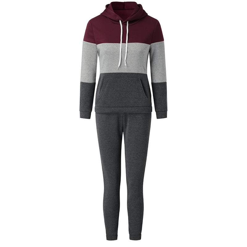 Fleece women tracksuit - FashionKila.com